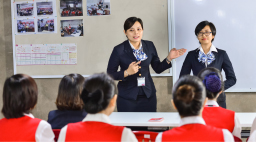 Human resource development in China and ASEAN
